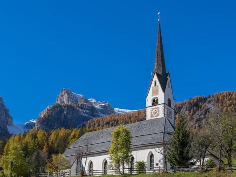 Pfarrkirche in Stern
