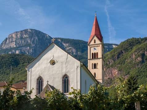 Pfarrkirche von Andrian