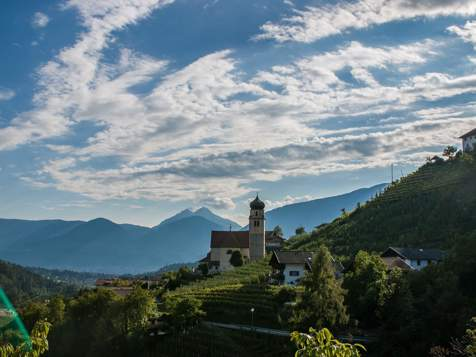 Pfarrkirche von Riffian
