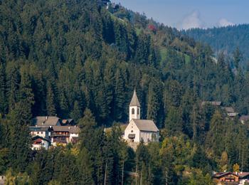 Pfarrkirche von St. Walburg