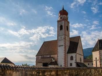 Pfarrkirche von Tisens