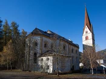 Pfarrkirche zum Hl. Nikolaus in Obervintl