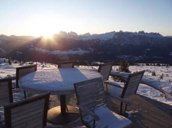 Piattaforma panoramica Corno del Renon