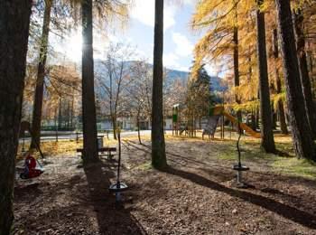 Playground in Luttach