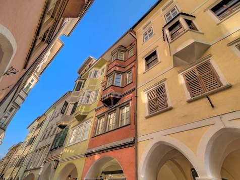Portici a Bolzano
