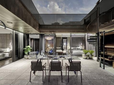 Penthouse Pool Villa-1