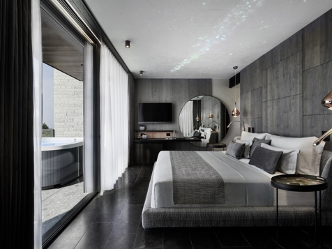 Penthouse Pool Villa-4