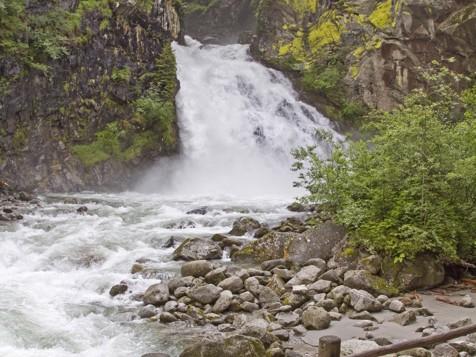 Reinbachwasserfälle