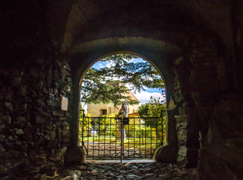 Reinhold Messners Schloss Juval