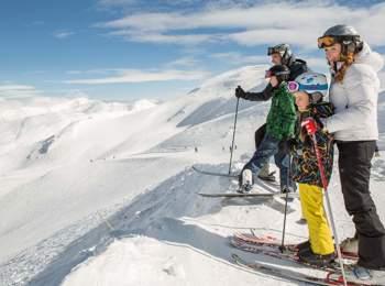 Reinswald skiing area