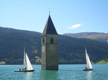 Reschen lake