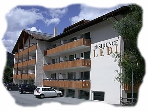 Residence Ledi Logo