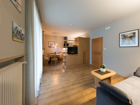 Zweiraumappartement Nr. 4 – 52 m² im 1. Stock-5