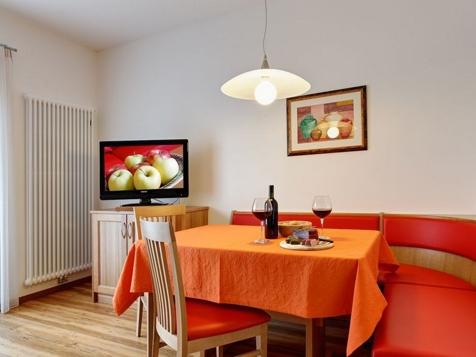 Zweiraumappartement Nr. 9 – 50 m² im 2. Stock-1