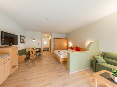 Einraumappartement Nr. 5 – 40 m² im 1. Stock-4