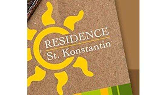 Residence St. Konstantin Logo