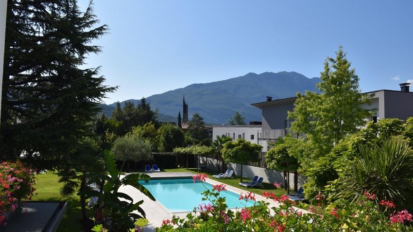 Residence Villa Dina – Riva del Garda – Urlaub am Gardasee