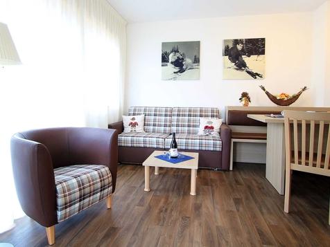 Apartment C1 - 2-3 Personen - 45m²-1