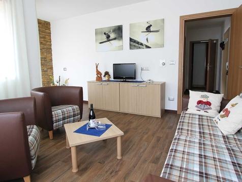 Apartment E - 4-6 Personen - 75m²-2