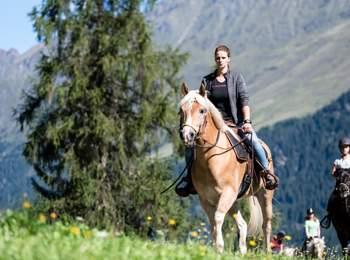 Riding in Eisacktal