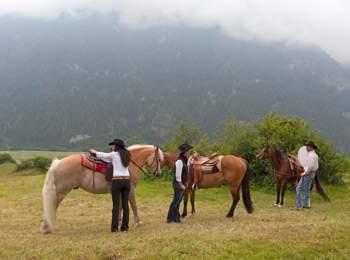 Riding in Vinschgau