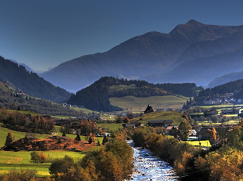 Ridnaun in autumn