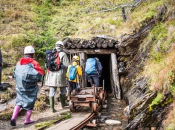Ridnaun Schneeberg Mine