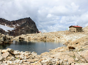 Rieserferner Hütte