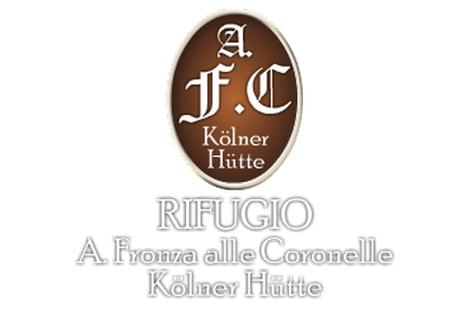 Rifugio Fronza - Kölner Hütte Logo