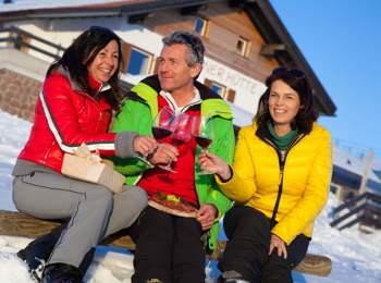 Rittner Horn skiing area