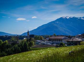 Rodeneck in Eisacktal Valley