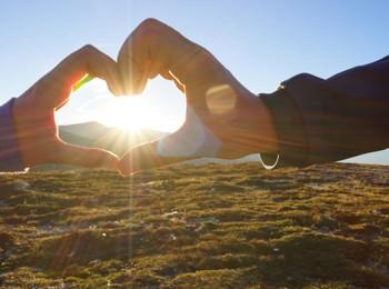 Romantische Momente