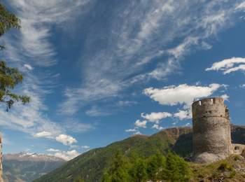 Rovine di Castel Rotund
