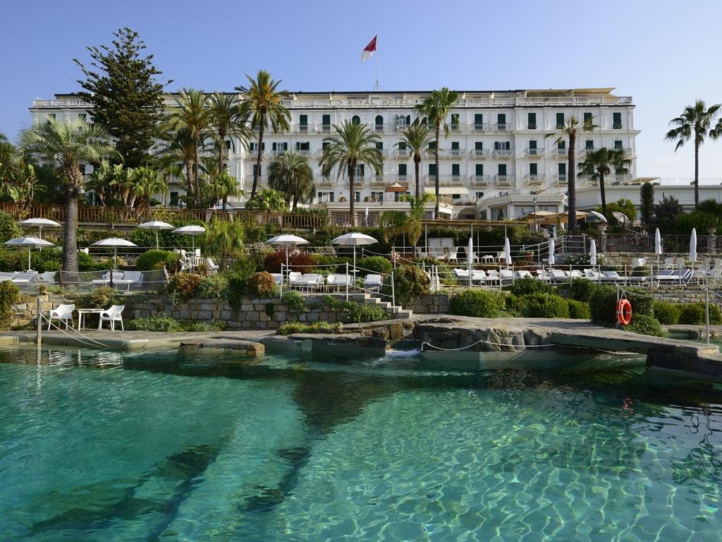 Royal Hotel Sanremo in Sanremo. Die besten Hotels in Italien ...