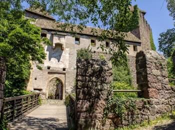 Runkelstein Castle near Bozen