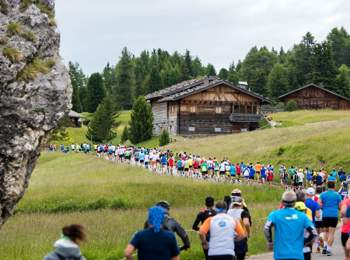 Running Park Alpe di Siusi