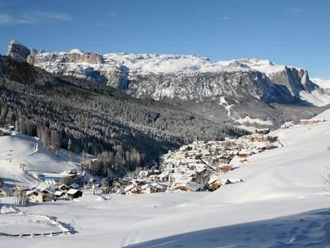 San Cassiano in inverno