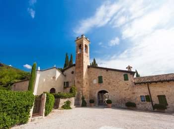 San Verolo church in Castion