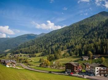 Santa Gertrude in Val d'Ultimo
