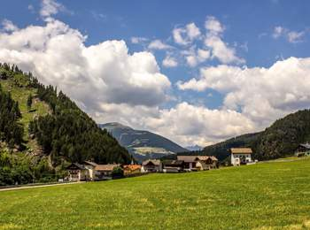 Sarntal in the environs of Bozen