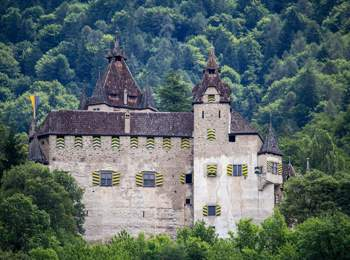 Schloss Enn bei Montan