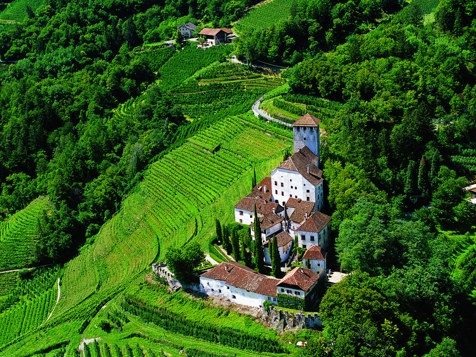 Schloss Lebenberg in Marling