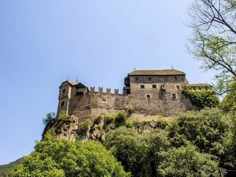 Schloss Runkelstein bei Bozen