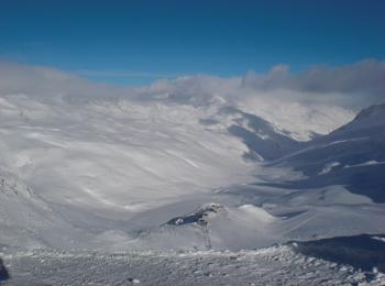 Schnalstal glaciers