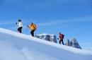 Schneeschuhwandern: Auf leisen Sohlen