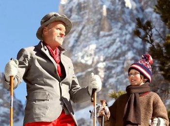 Schneeschuhwandern mit den Vitalpina Hotels Südtirol