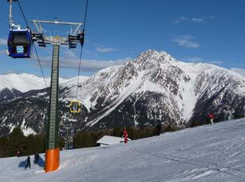 Schöneben skiing area
