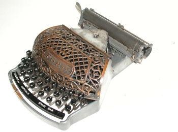 Schreibmaschinen Museum Partschins