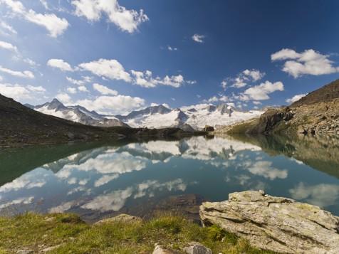 Schwarzsee im Zillertal