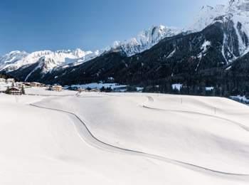 Sci di fondo in Val di Vizze